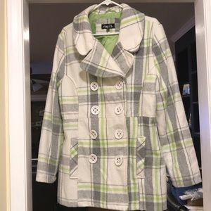 Juniors Rue 21 pea coat.